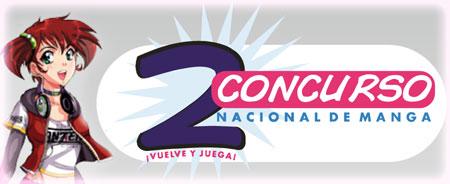 2010 : Concours national de manga (COLOMBIE)