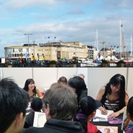 2011 : Festival BD Quai des bulles (Saint-Malo, FRANCE)