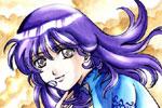 2003 : Purple oekaki (oekaki board)